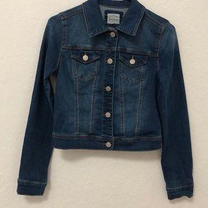 Women's Denim Jacket size small